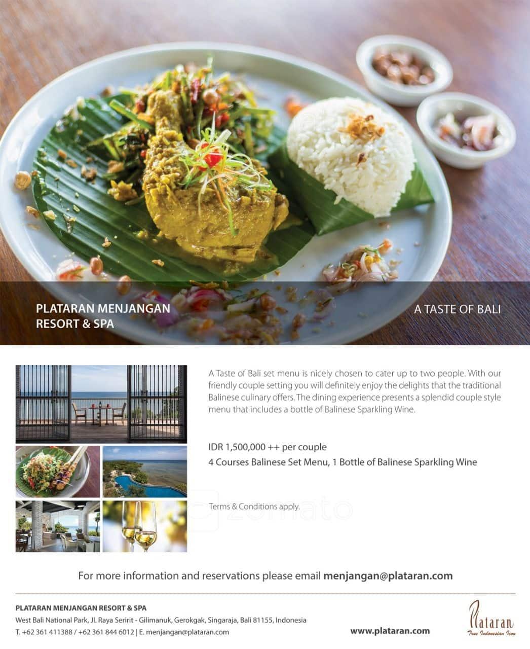 The Octagon Ocean Club - Plataran Menjangan, Pemuteran, Bali