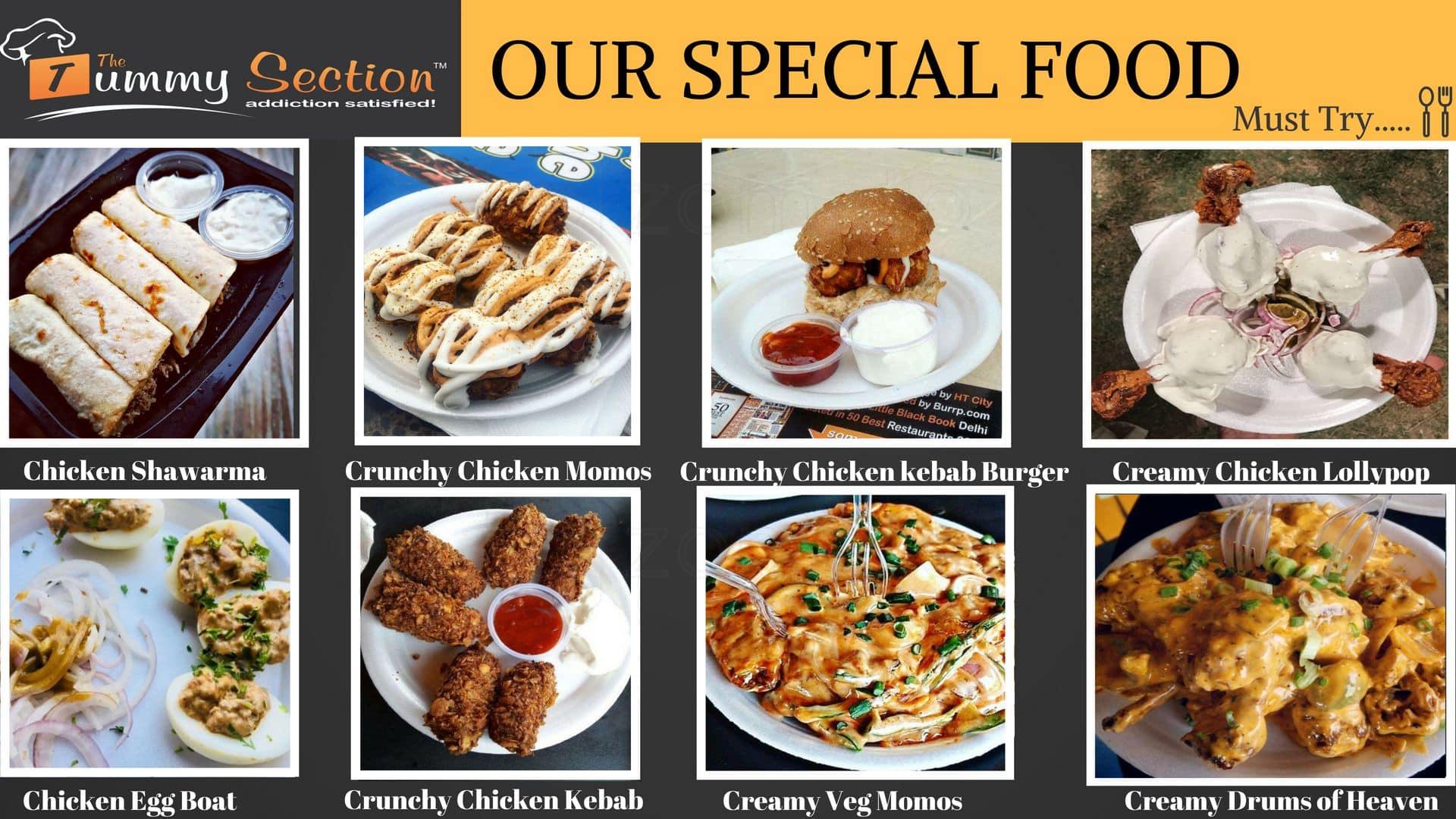 Categories in Restaurants