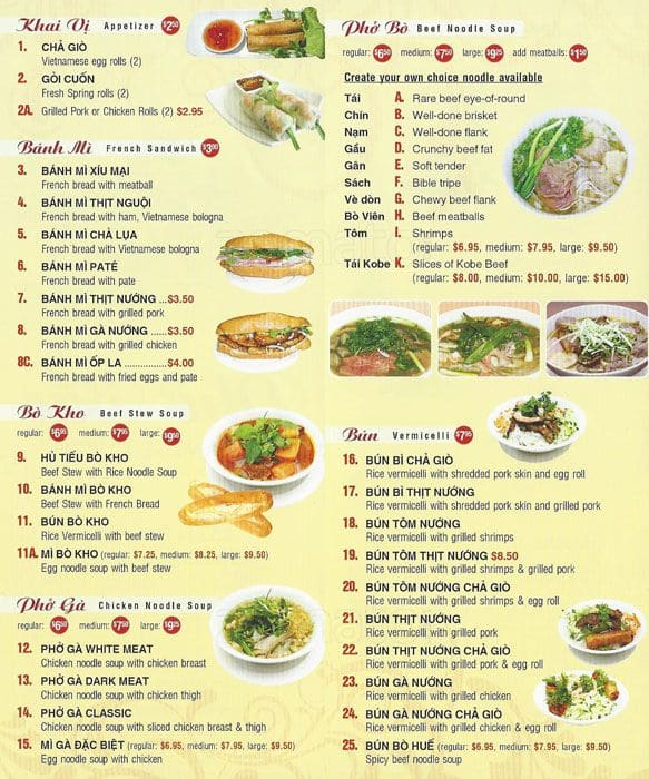 Sun S Kitchen Richardson Menu