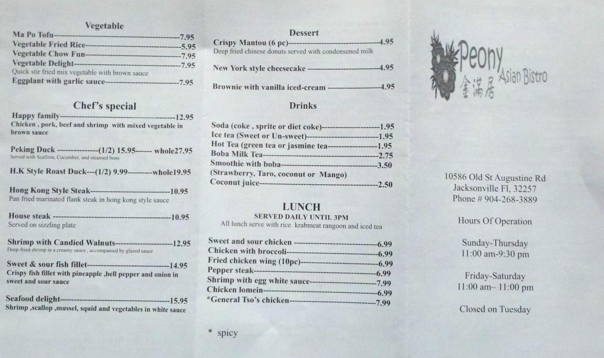 Soi Asian Bistro Menu Dddbbdcbfcabee