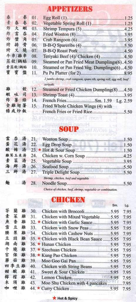 Good luck chinese carryout menu urbanspoon zomato for Carryout menu