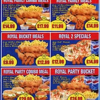 Royal Chicken N Pizza Whetstone London Zomato Uk