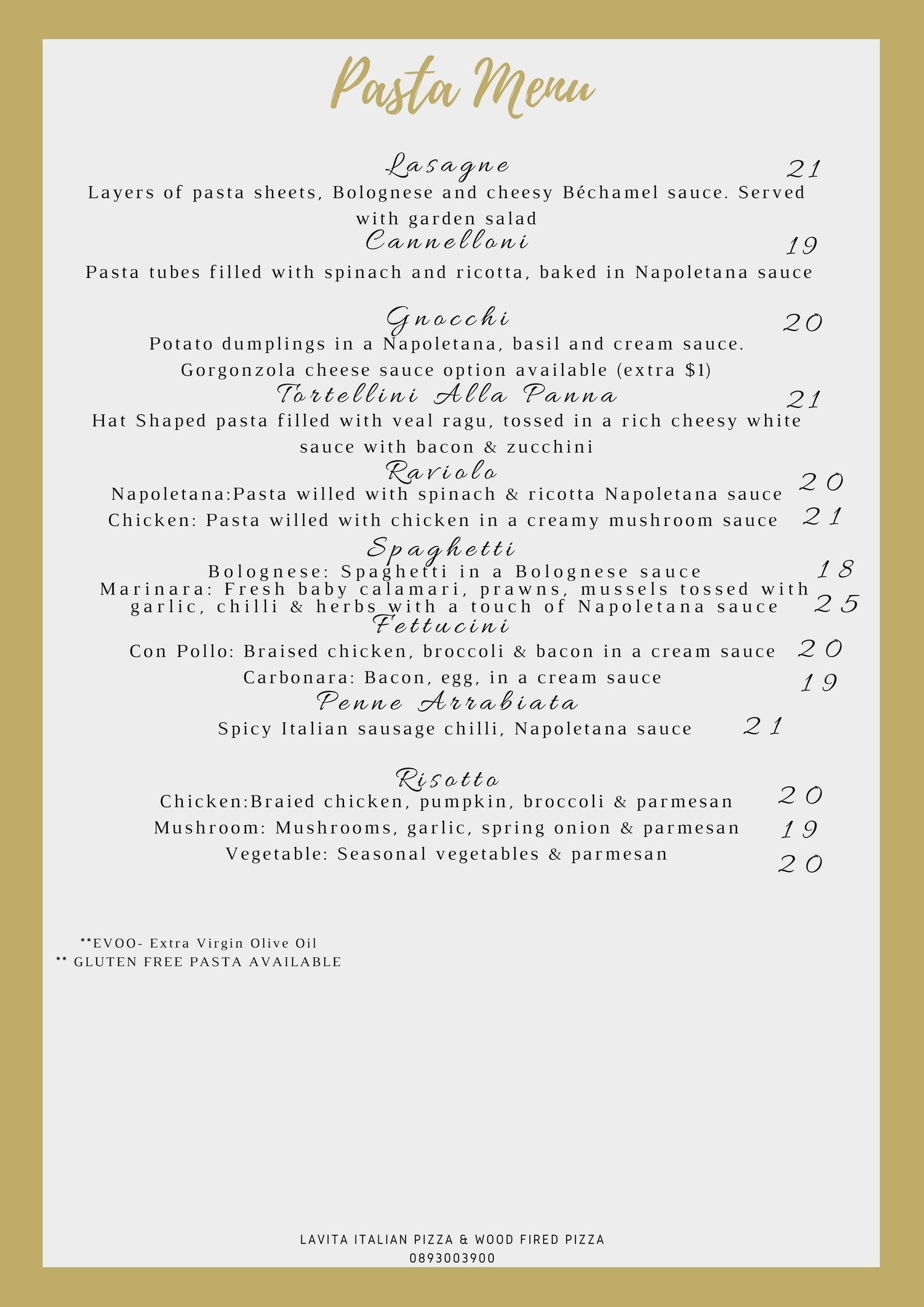 Lavita Italian Restaurant Joondalup Perth क मन