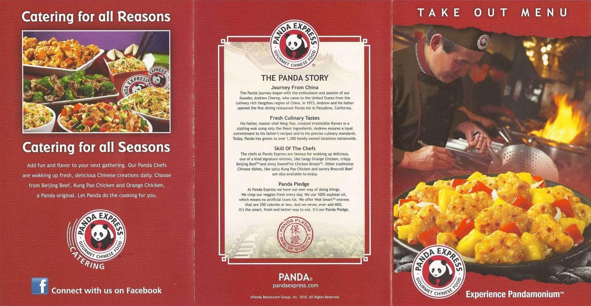 Panda Express fast food, Pembroke Pines ...