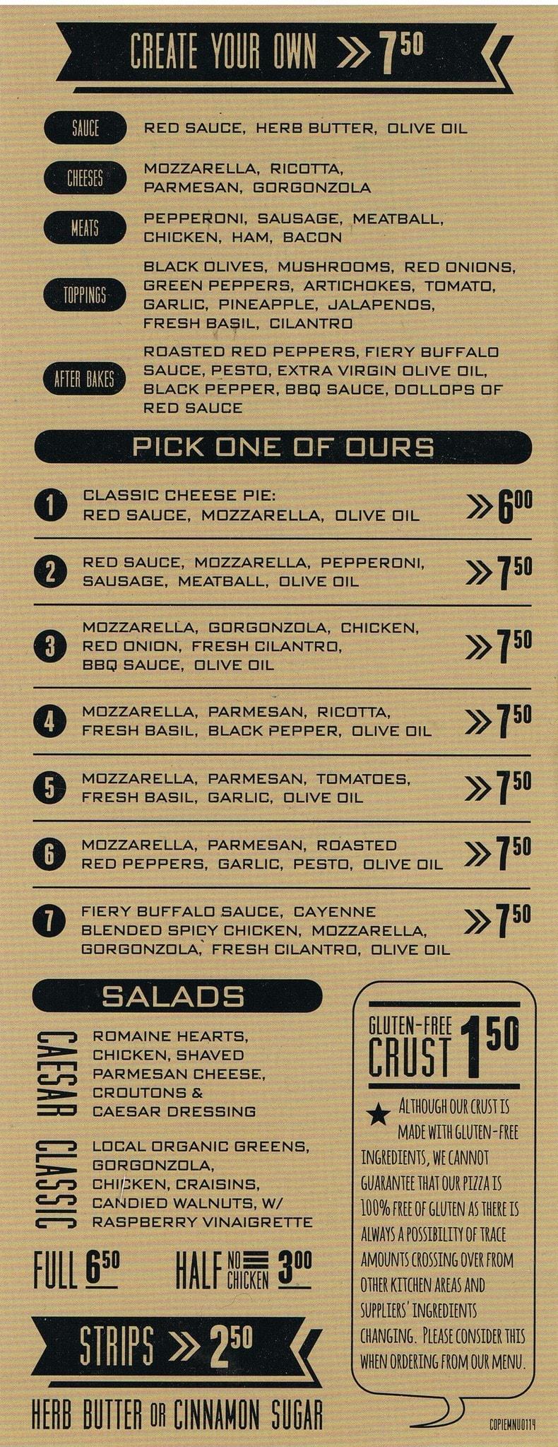Blackjack pizza locations lakewood