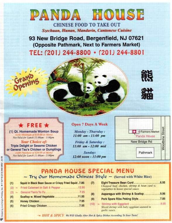 panda house old bridge