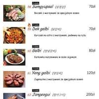Mei Menu Menu Restauracji Mei Powisle Warszawa
