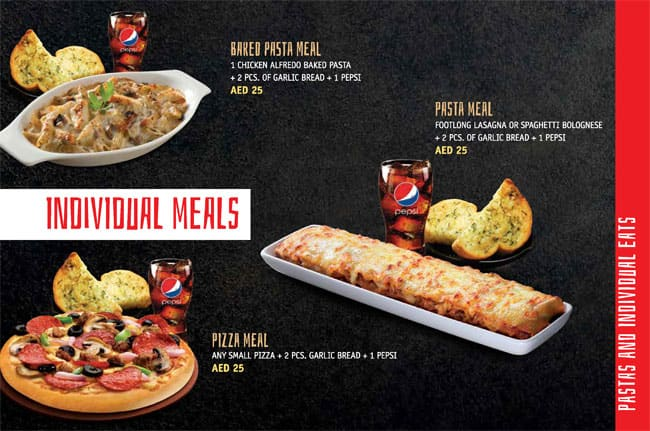 Pizza Hut Dubai Delicious Pizzas City Centre Deira