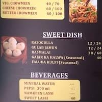 Punjabi Standard Sweet Shop, NIT, Faridabad - Zomato