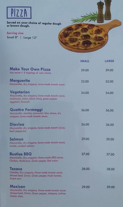 Joker Pizza Menu, Menu for Joker Pizza, Barsha Heights