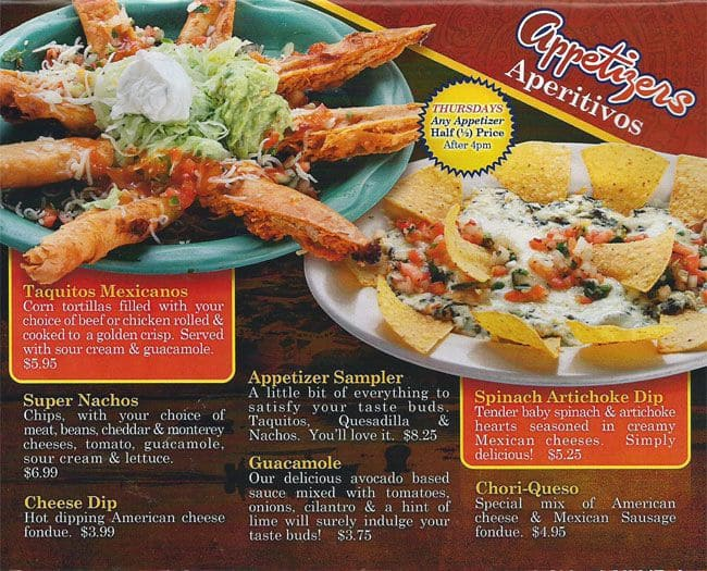New Mexican Restaurant South Bend