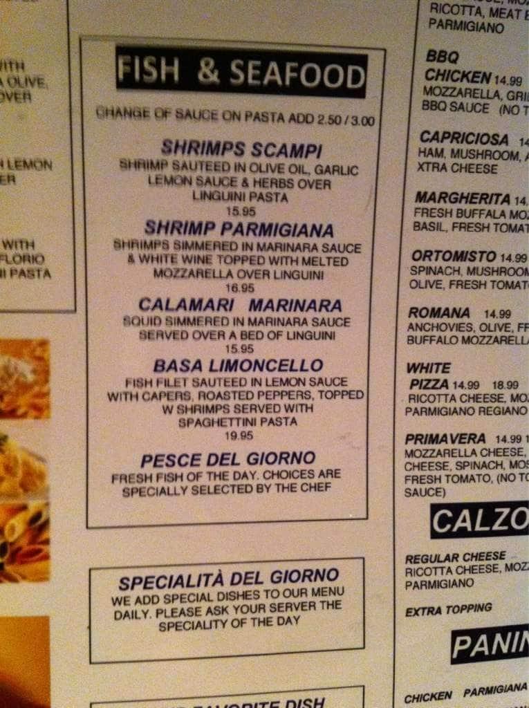 scanned menu for two brothers pizzeria two brothers pizzeria kendall pinecrest miami   urbanspoon zomato  rh   zomato