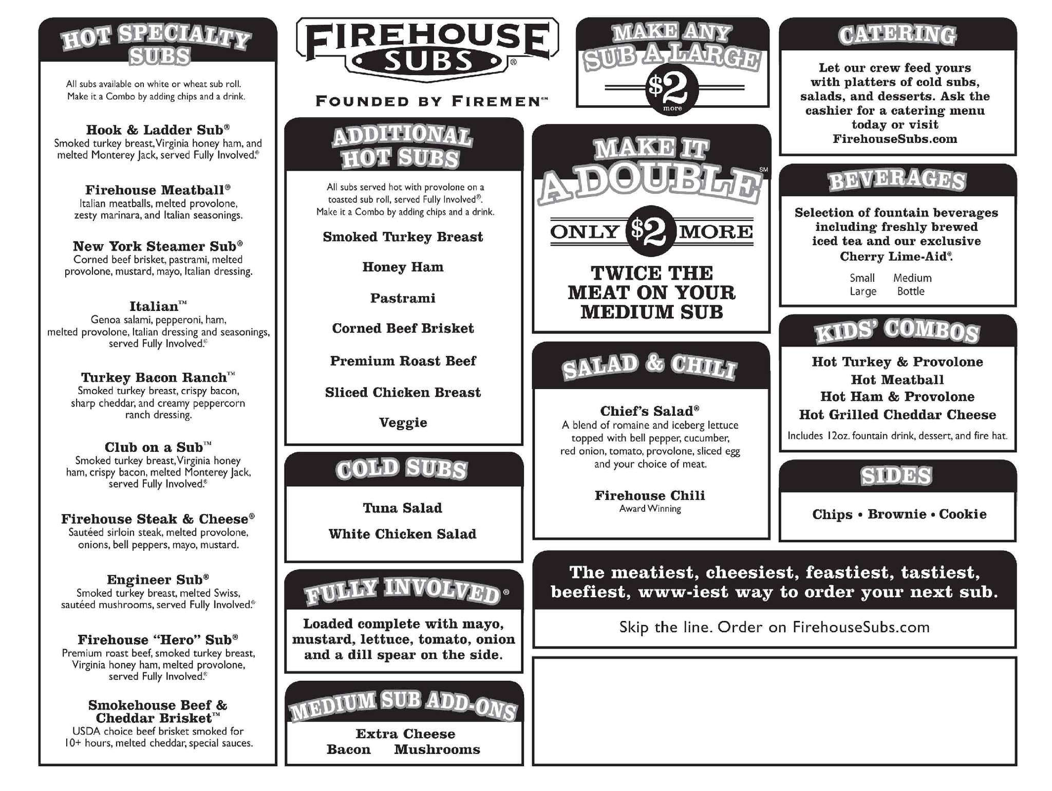Firehouse Subs North Myrtle Beach Sc