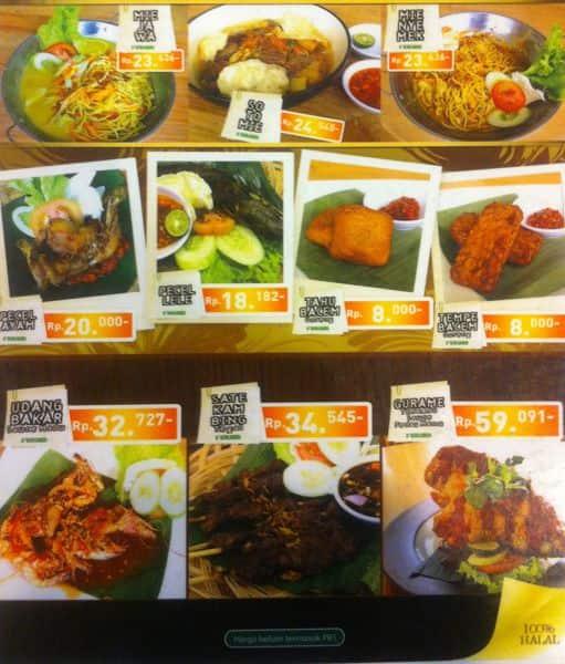 D Kuliner Menu Menu De D Kuliner Bogor Utara Bogor