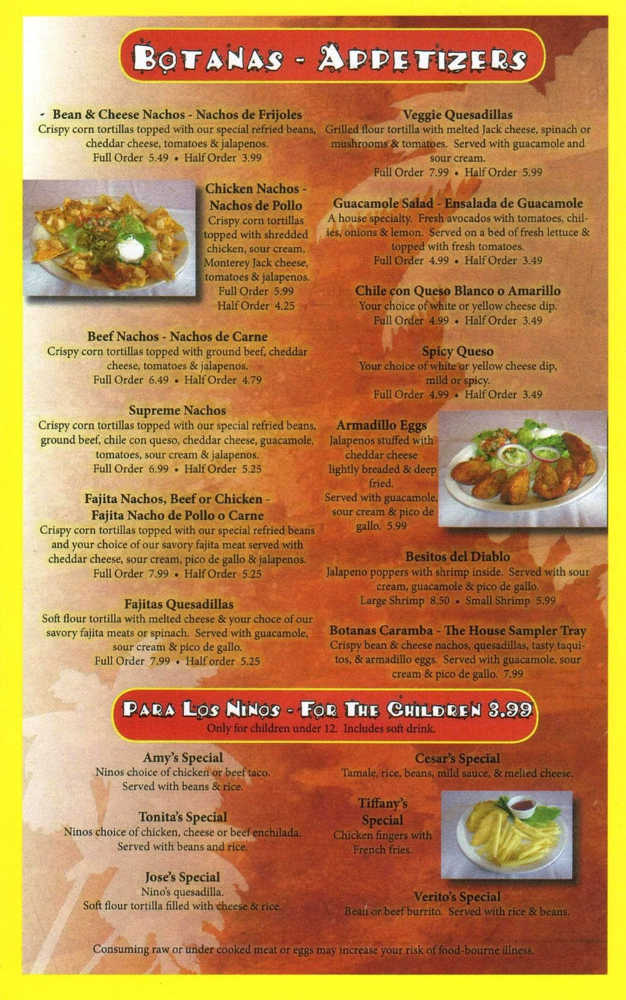Las Palmas Mexican Restaurant Rogers Arkansas