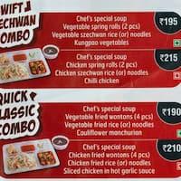 Wangs Kitchen, RS Puram, Coimbatore - Zomato