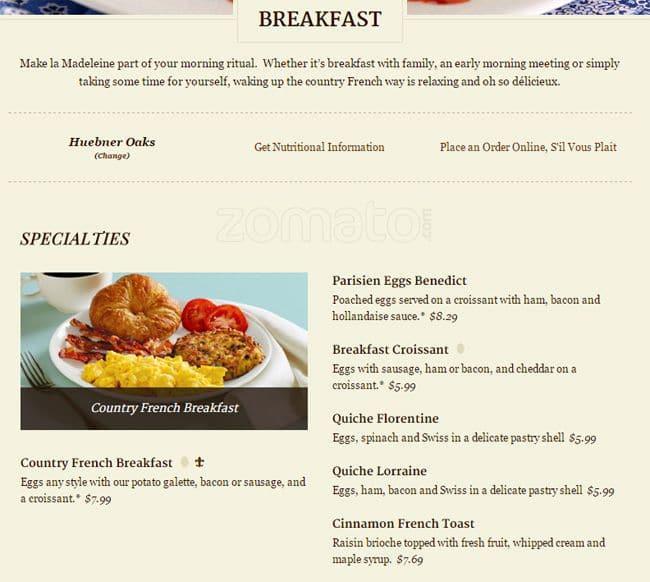 Breakfast Restaurants In San Antonio