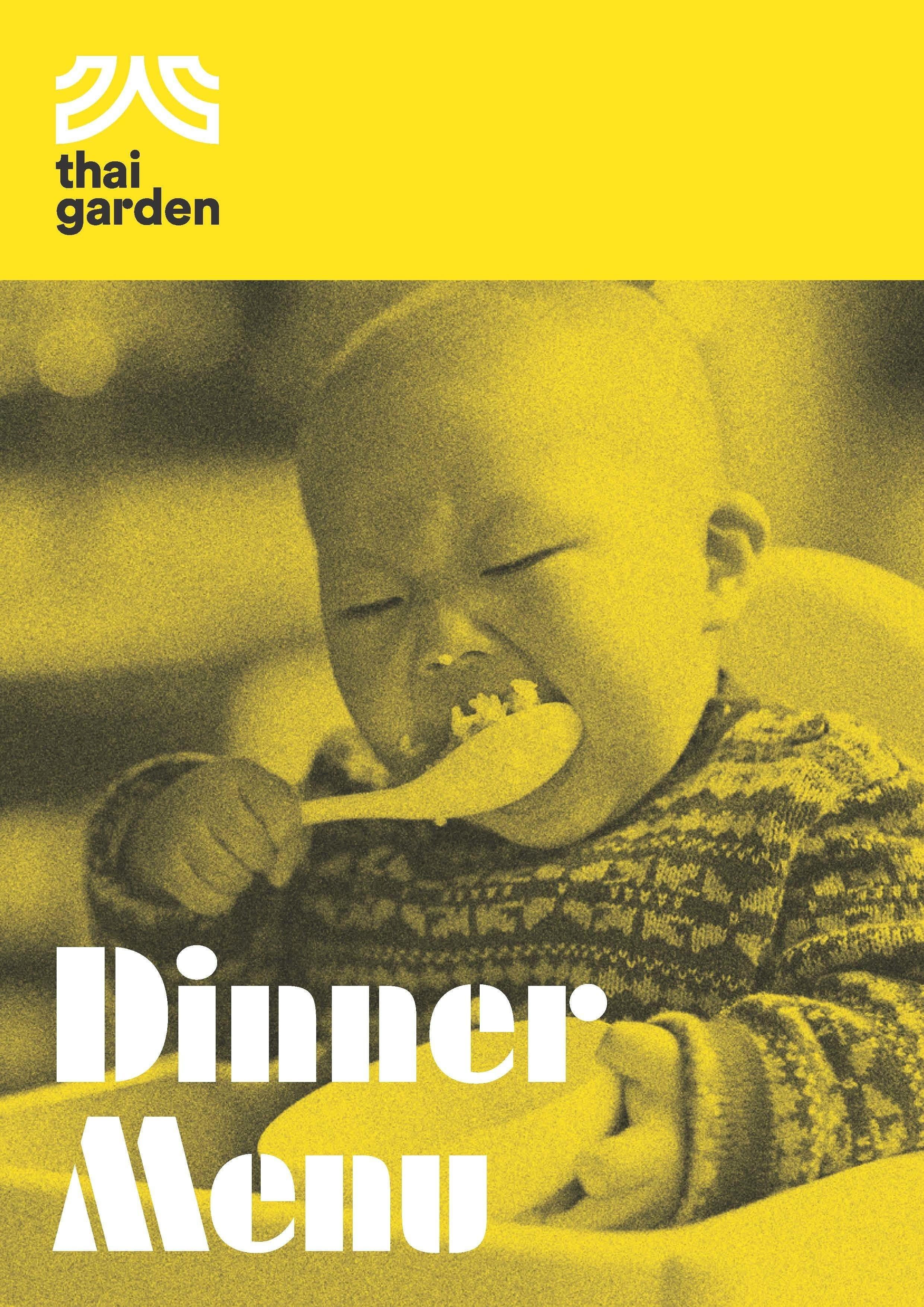 Menu At Thai Garden Restaurant Christchurch 484 Cranford St