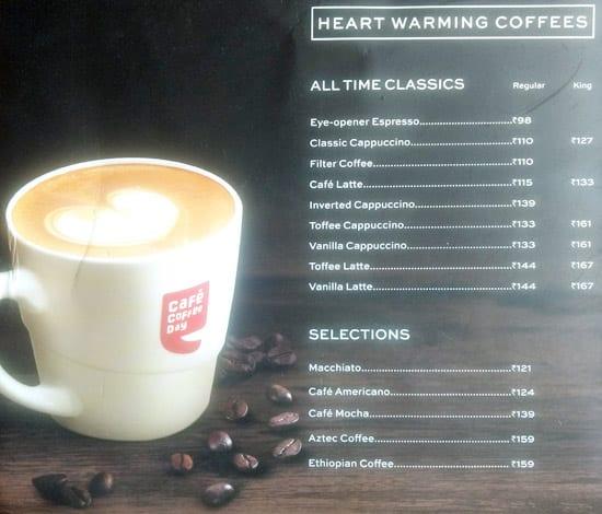 cafe coffee day logo hd cafe coffee day menu menu for cafe coffee
