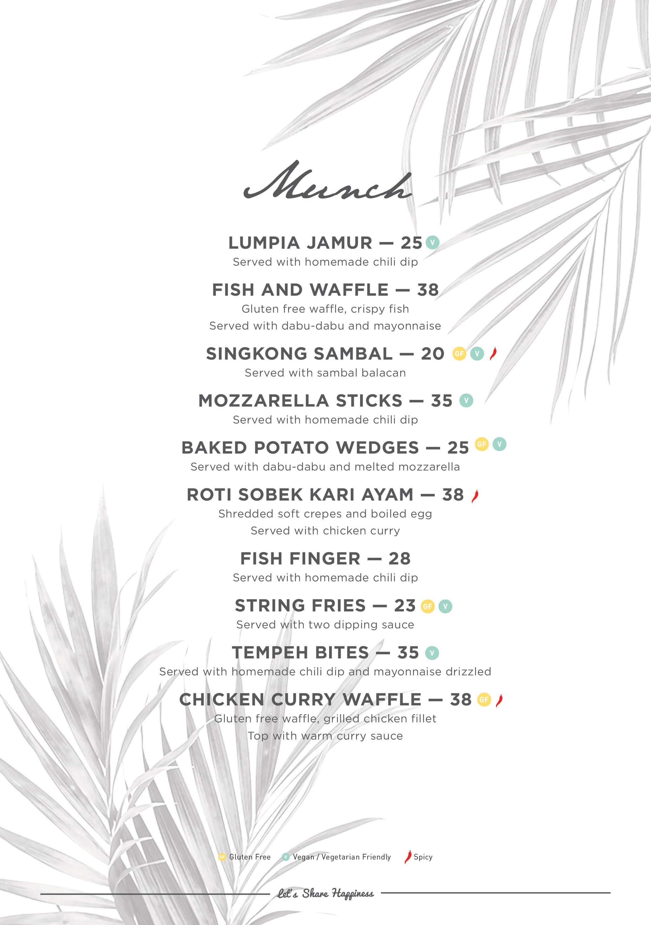 orvia menu menu for orvia kalimalang jakarta zomato indonesia