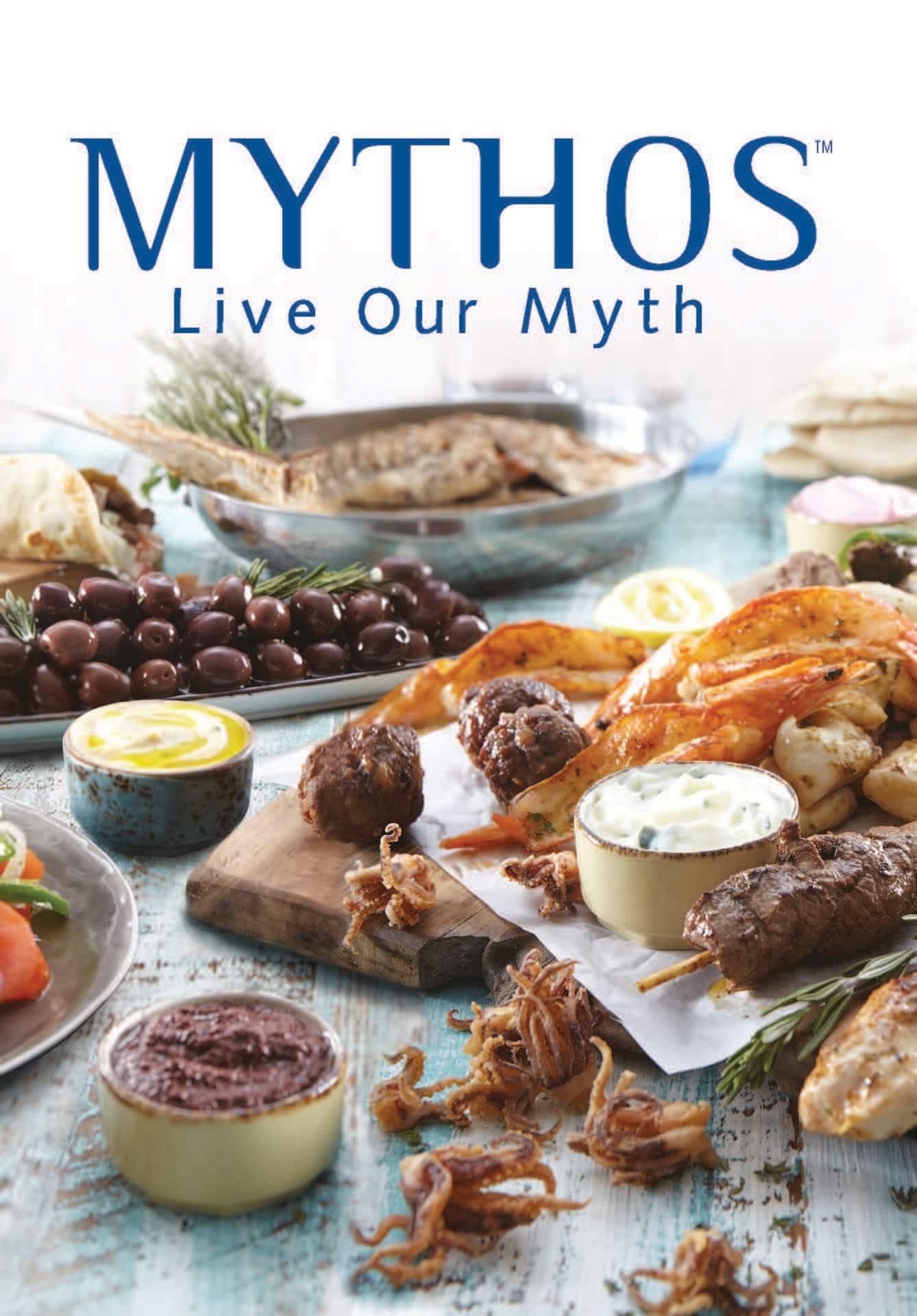 Mythos a pretoria foto del menu con prezzi zomato sa