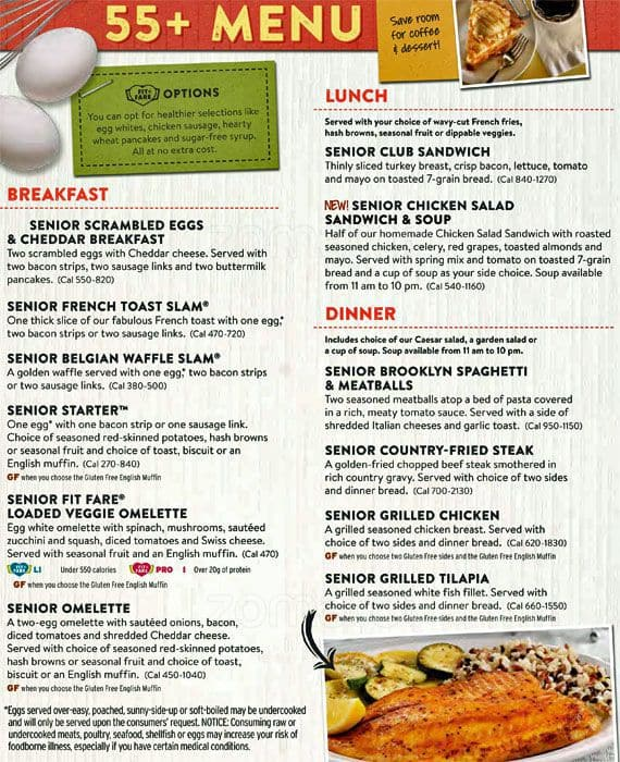 We give you the menu item. You tell us the chain where it is served.