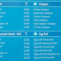Sandwich Paradise, Selaiyur, Chennai - Restaurant - Zomato