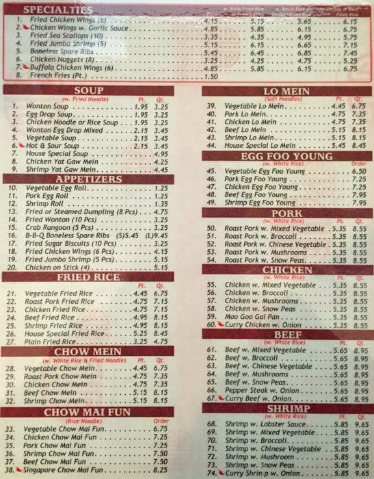 Best Chinese Restaurant In Indianapolis