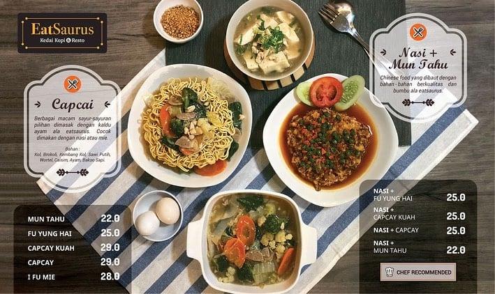 Tempat Makan Enak Rukita Jakarta Barat