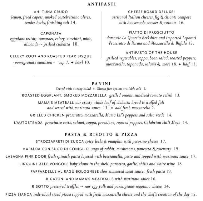 Door Restaurant Menu Restaurant Menu Mailers U2013 Every Door Direct Menu Mailers Sc 1 St Valcards