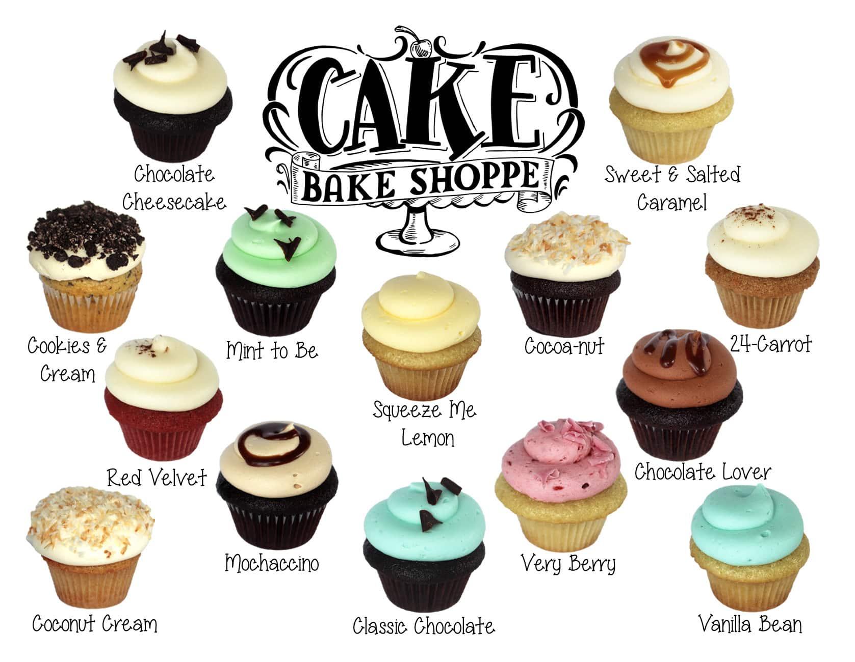 Cake Bake Shoppe Calgary