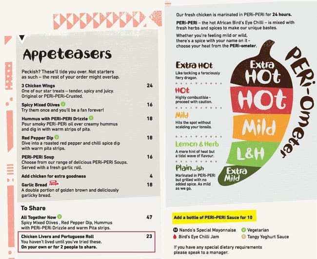 nandos menu and prices 2018 pdf