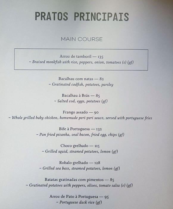مطعم لانا لوسا منيو