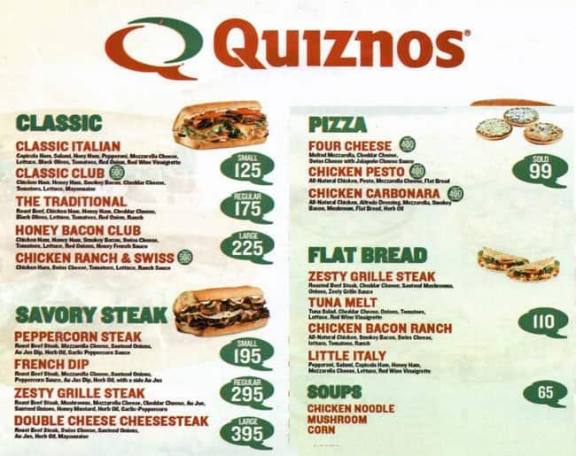 Restaurant menu, map for Quiznos Sub located in , Enumclaw WA, Stevenson bossmixe.gqon: Stevenson Ave, ENUMCLAW, WA