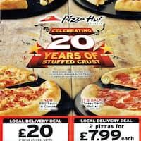 Pizza Hut Middlesex London Zomato Uk