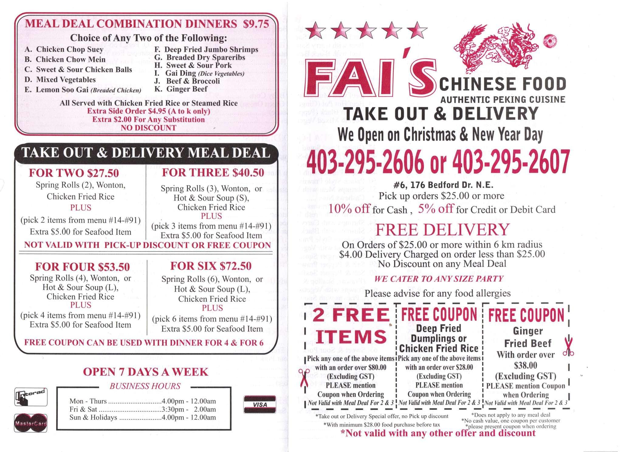 Chinese Food Beddington