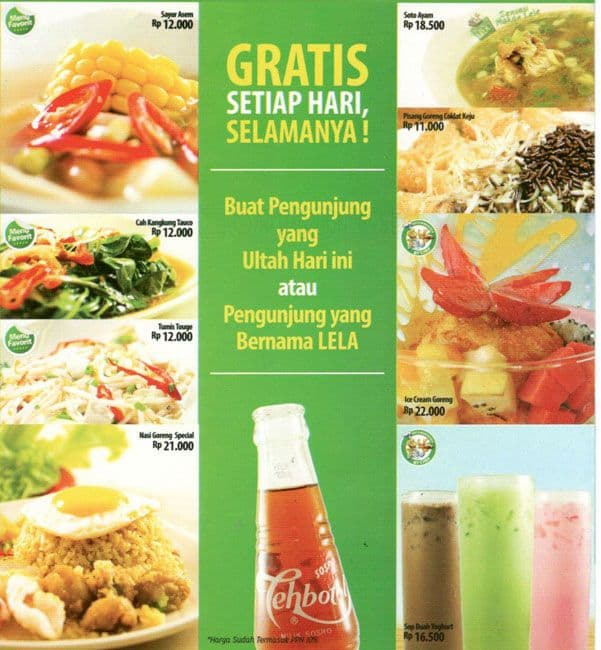 Image result for pecel lele lela