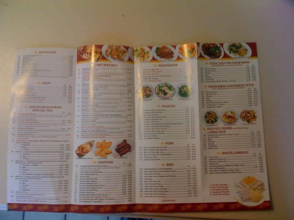 menu menu for chinese kitchen westmont chicago urbanspoon zomato