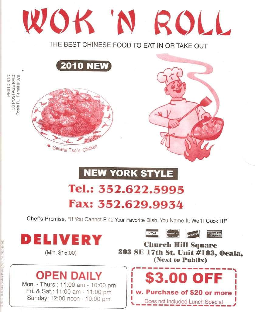 Chinese Food Ocala Fl Delivery