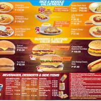 Jollibee Food Price List In Jeddah