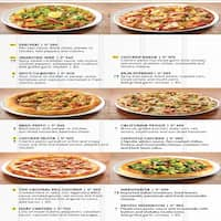 California Pizza Kitchen Indiranagar Bangalore Zomato