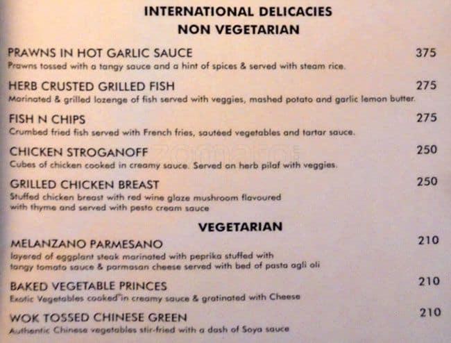 international delicacies