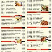 Recensioni ristorante cinese xin fu ji in zona sempione a for Menu cinese