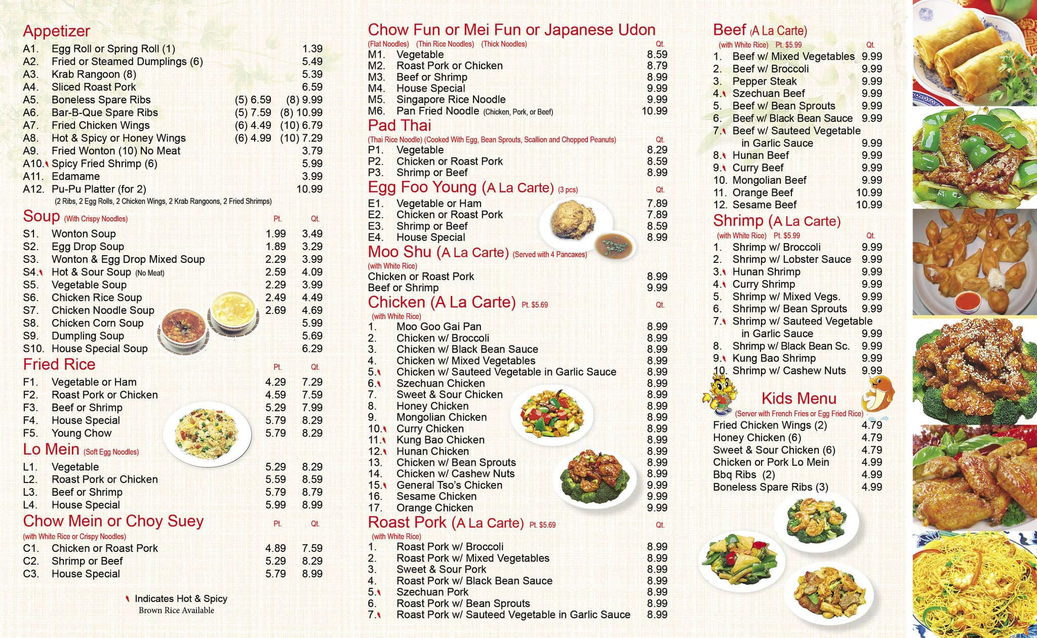 Chinese Food Delivery Plantation Florida