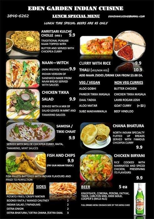Eden Vegetarian Restaurant