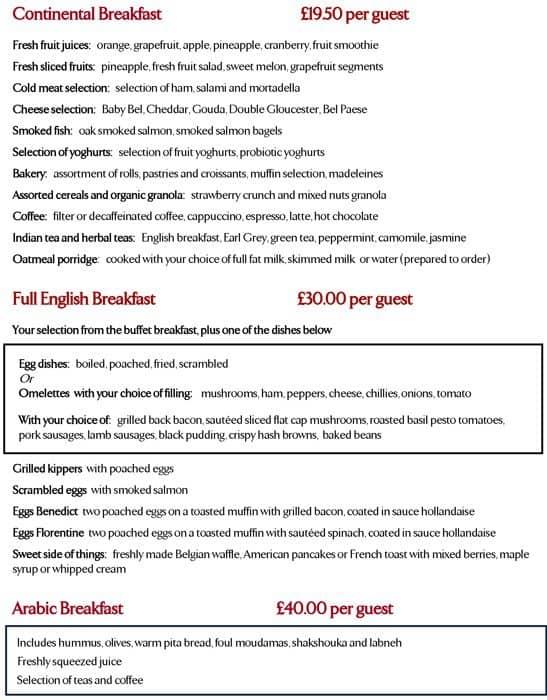 Jumeirah Lowndes Lowndes bar kitchen jumeirah lowndes hotel menu zomato uk lowndes bar kitchen jumeirah lowndes hotel knightsbridge menu sisterspd