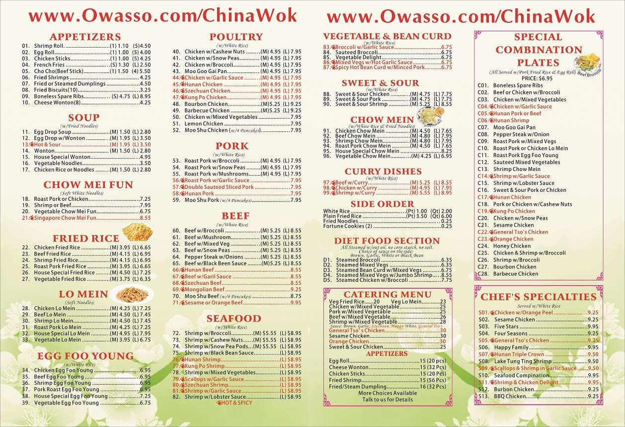 Urbanspoon tulsa chinese 10001 wicked spoon for Asian cuisine tulsa menu