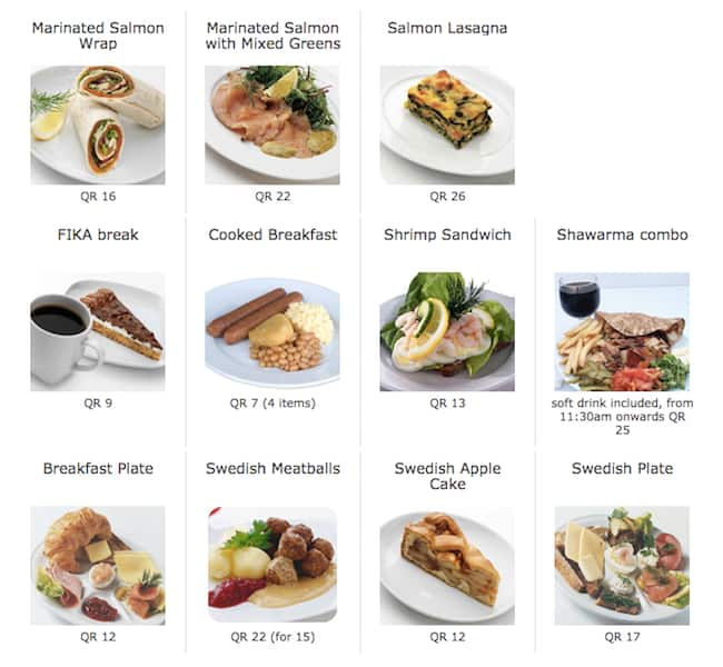 ikea restaurant menu menu for ikea restaurant umm salal mohammed doha zomato qatar. Black Bedroom Furniture Sets. Home Design Ideas