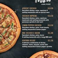 Pizza Hut Upper Riccarton Christchurch Menumaniazomato