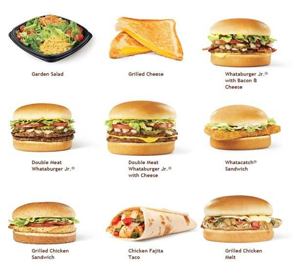 Fast Food Places In Pasadena